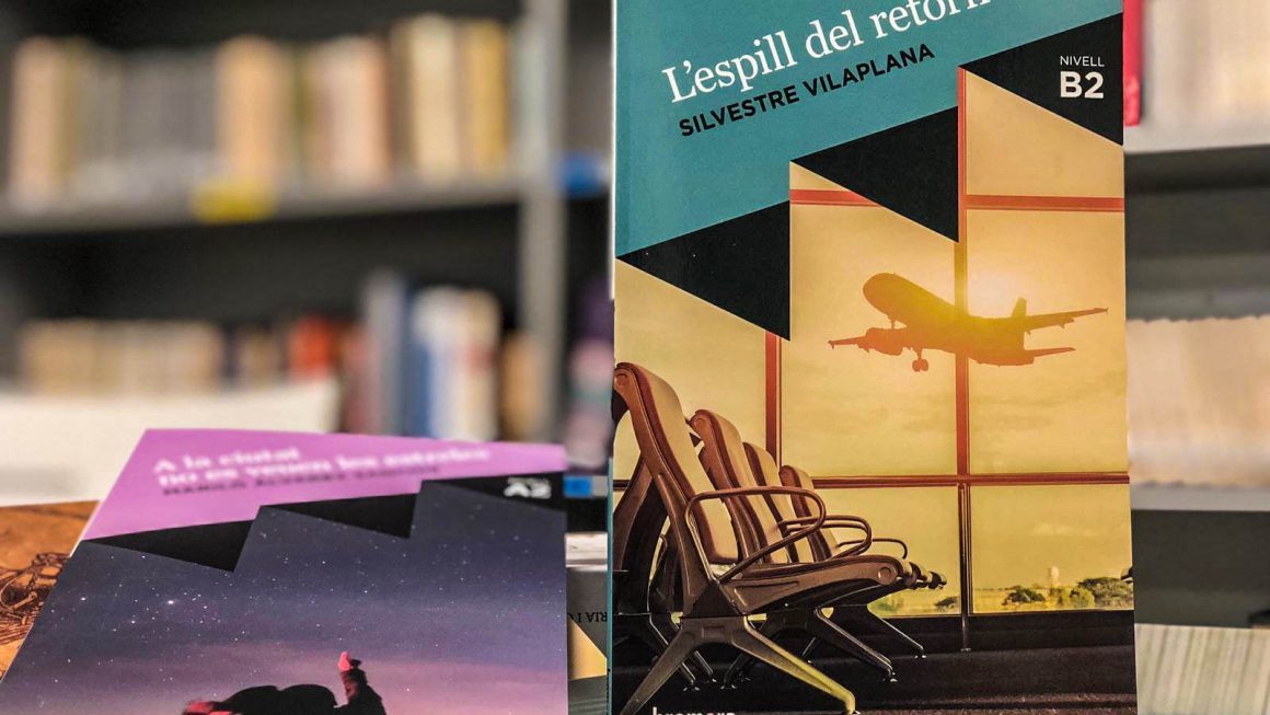 Nova adquisició: 'L'espill del retorn' de Silvestre Vilaplana