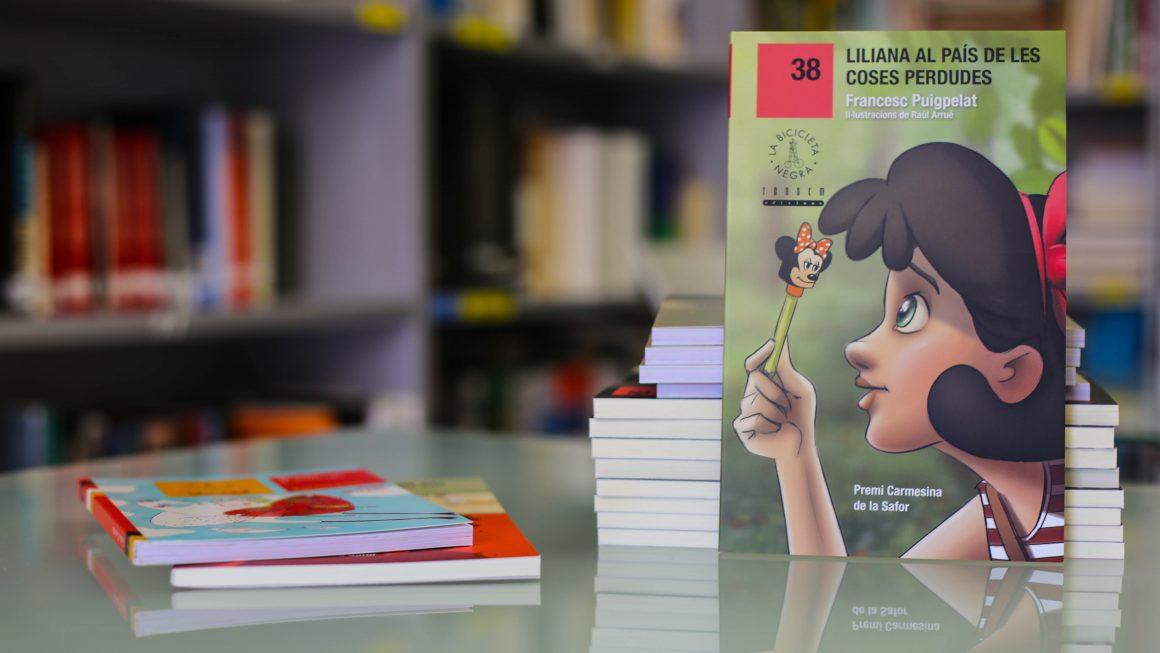 Nova adquisició: 'Liliana al país de les coses perdudes'