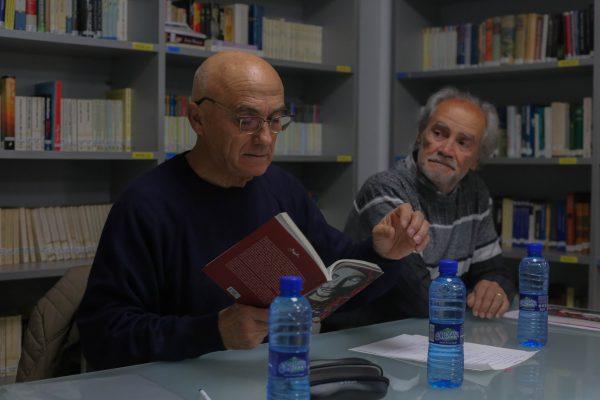 'El regrés', presentació del llibre per Antoni García-Oliver