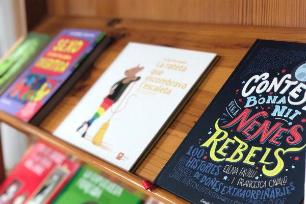 22 contes per la igualtat a la biblioteca i al col·legi