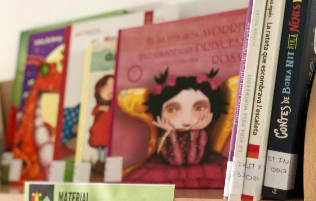 Novetats a la biblioteca per als més menuts
