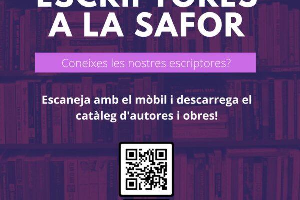 Escriptores de la Safor