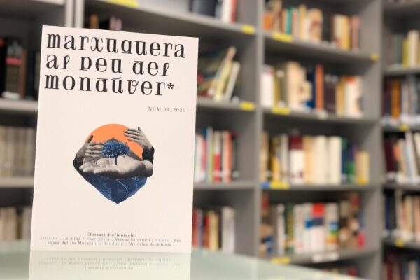 """Nova adquisició: revista """"Marxuquera al peu del Mondúver"""","""