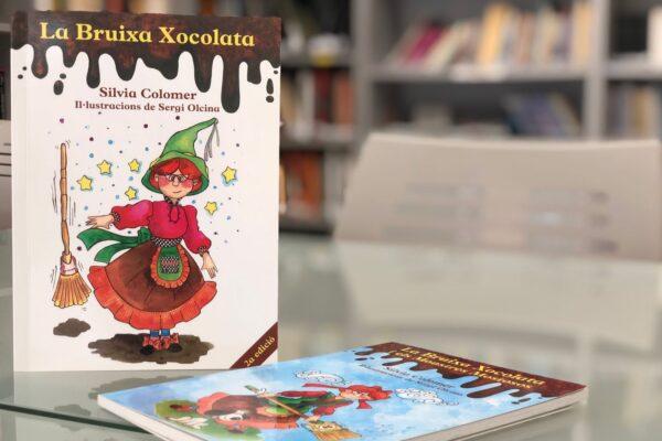 """Nova adquisició: """"La Bruixa Xocolata"""""""