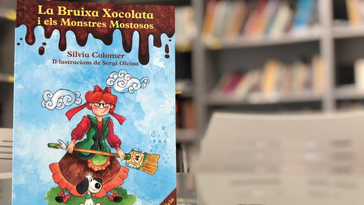 """Nova adquisició: """"La Bruixa Xocolata i els Monstres Mostosos"""""""